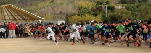 竹原ロードレース大会